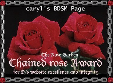 The Rose Garden chained rose